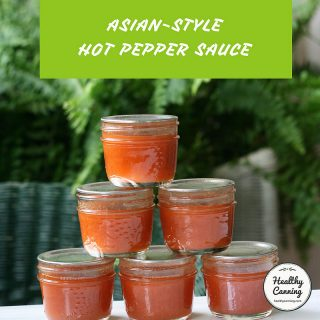 Asian-style hot sauce