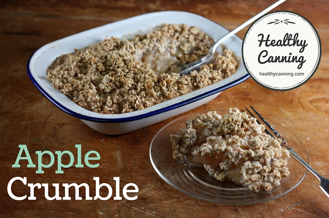 Apple Crumble 003