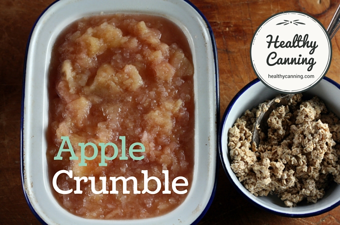 Apple Crumble 005