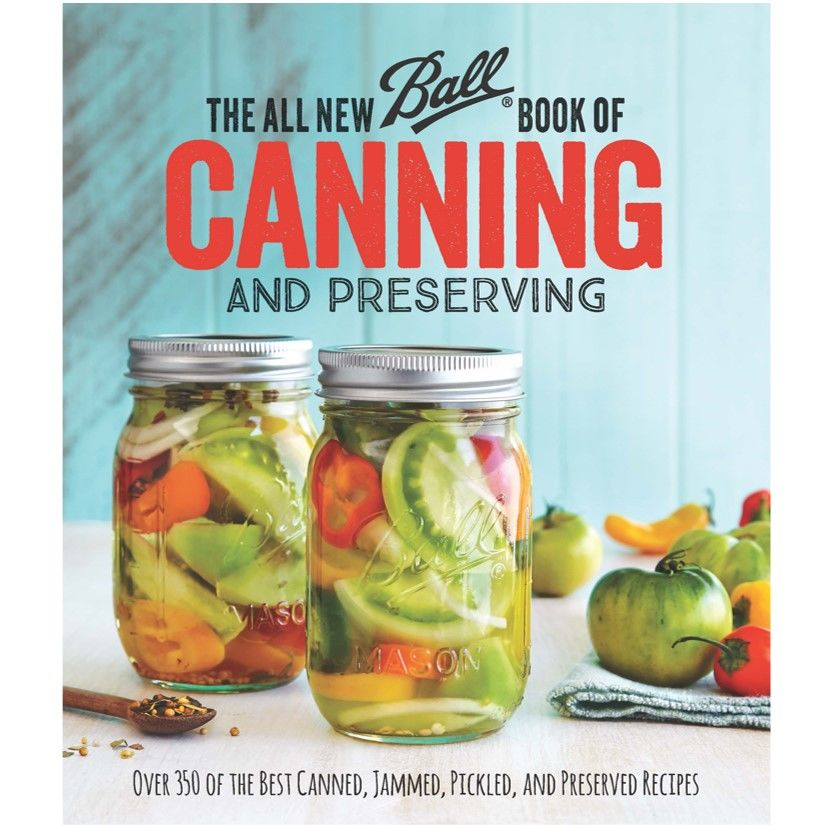 Ball All New Canning Cover