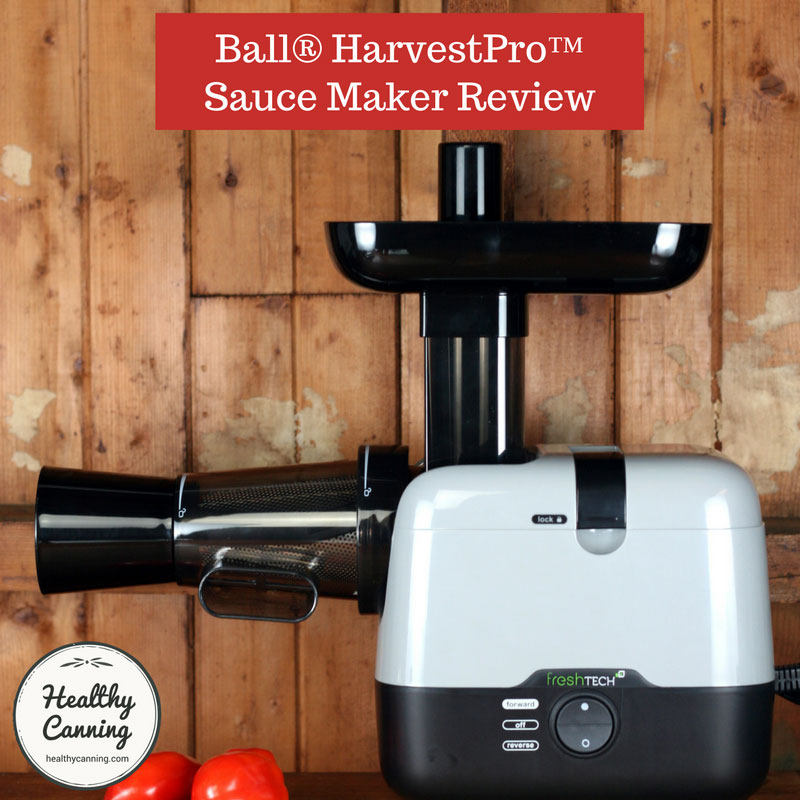 Ball HarvestPro Sauce Maker
