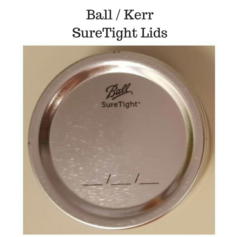 Ball SureTight Lids