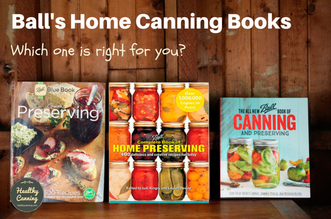 Balls-Home-Canning-Books
