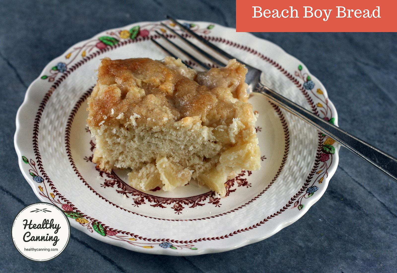 Beach Boy Bread