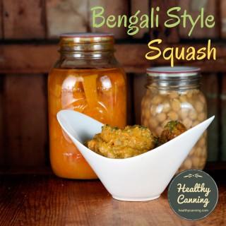 Bengali Style Squash