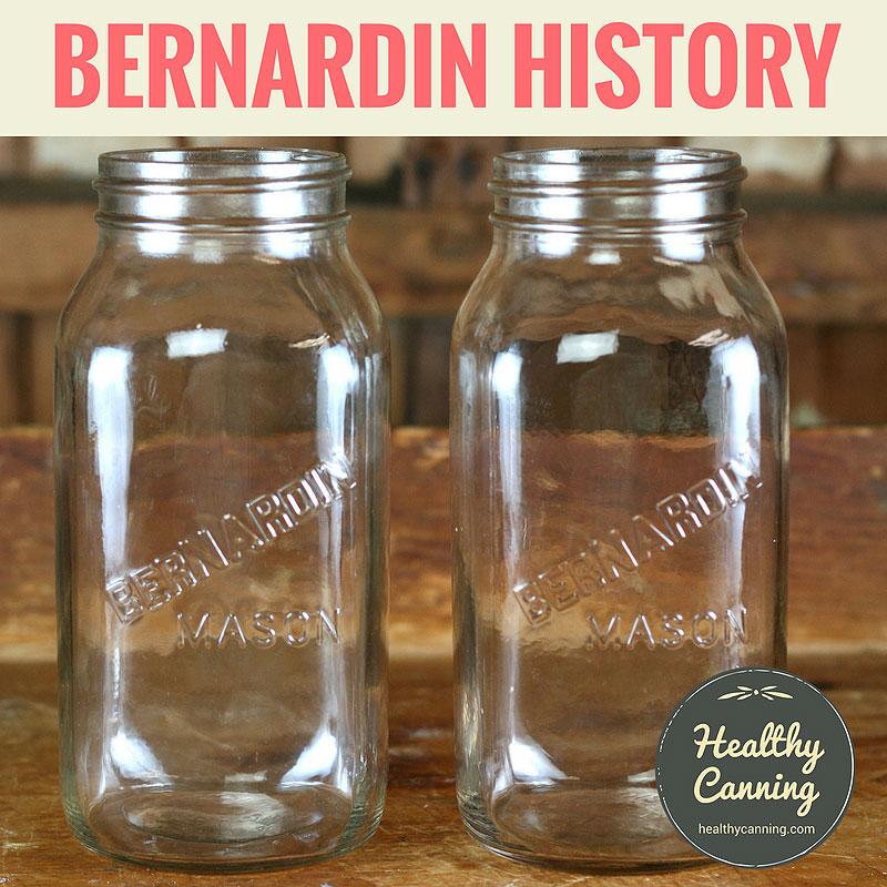 Bernardin History
