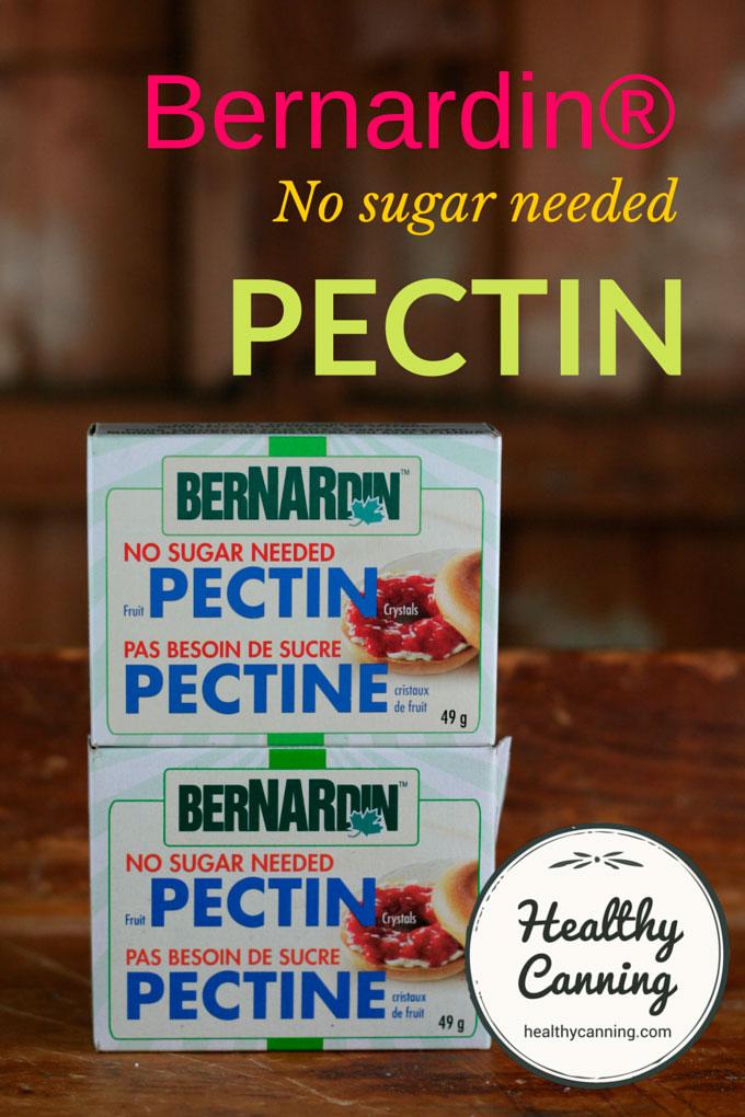Bernardin No Sugar Needed Pectin