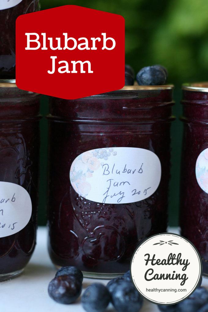Blubarb Jam 002