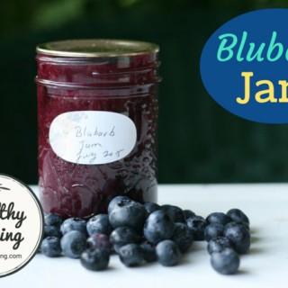 Blubarb Jam