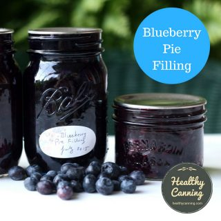 Blueberry Pie Filling
