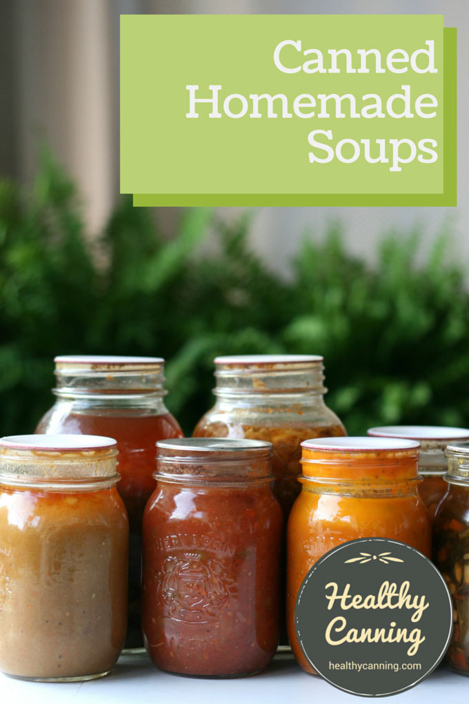 Canned Homemade Soups 001