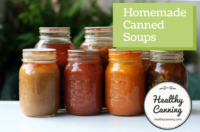 Canned Homemade Soups 003