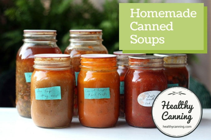 Canned Homemade Soups 004