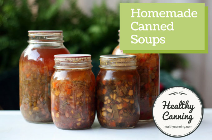 Canned Homemade Soups 005