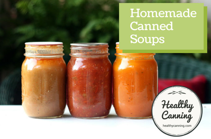 Three fixed soup recipes: split pea, zesty tomato, and carrot with fennel.