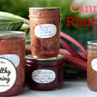 Canning Rhubarb 002