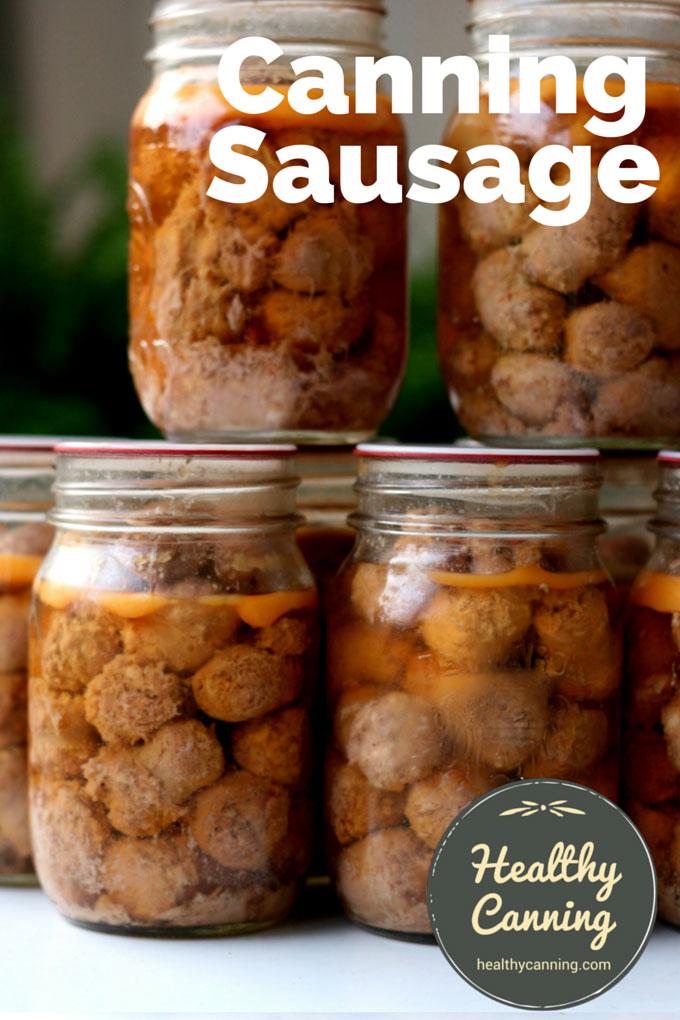 Canning Sausage 002