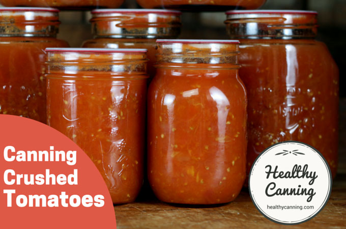 Canning crushed tomatoes 004