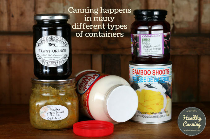 canning-definition