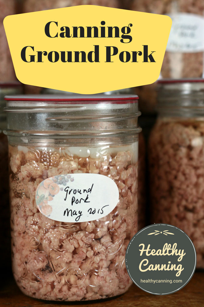 Canning ground pork 003