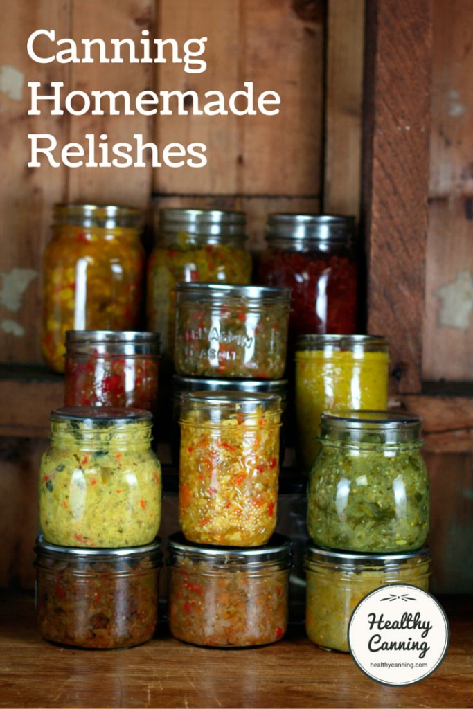 Canning-homemade-relishes