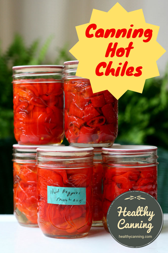 Canning hot chiles 003