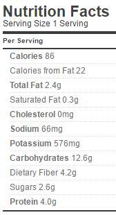 Cauliflower-and-bean-salad-nutrition