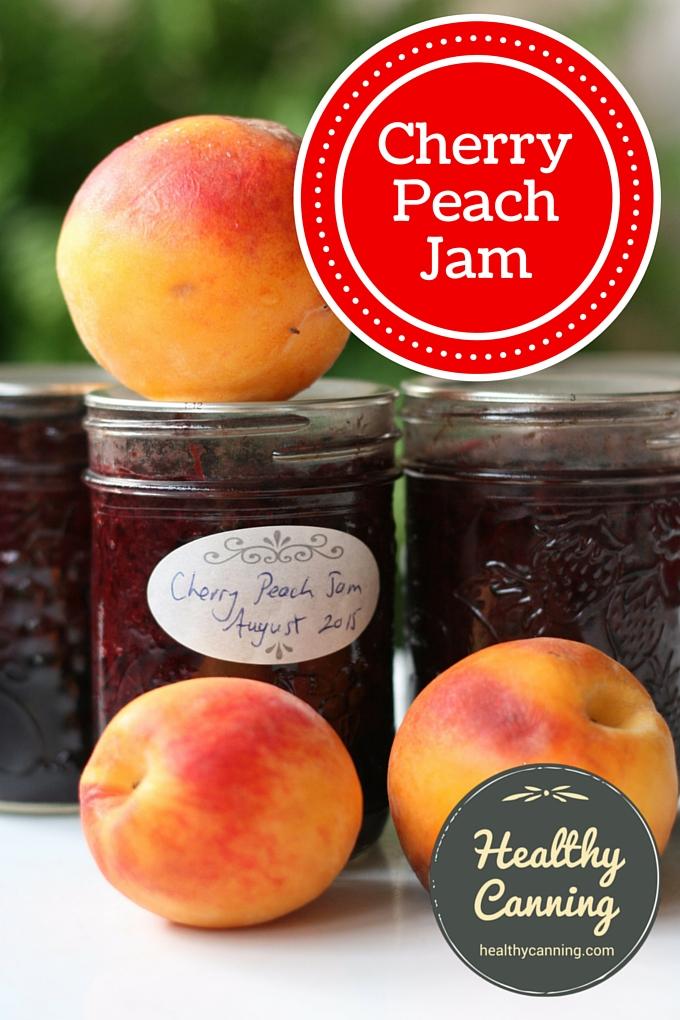Cherry Peach Jam 01