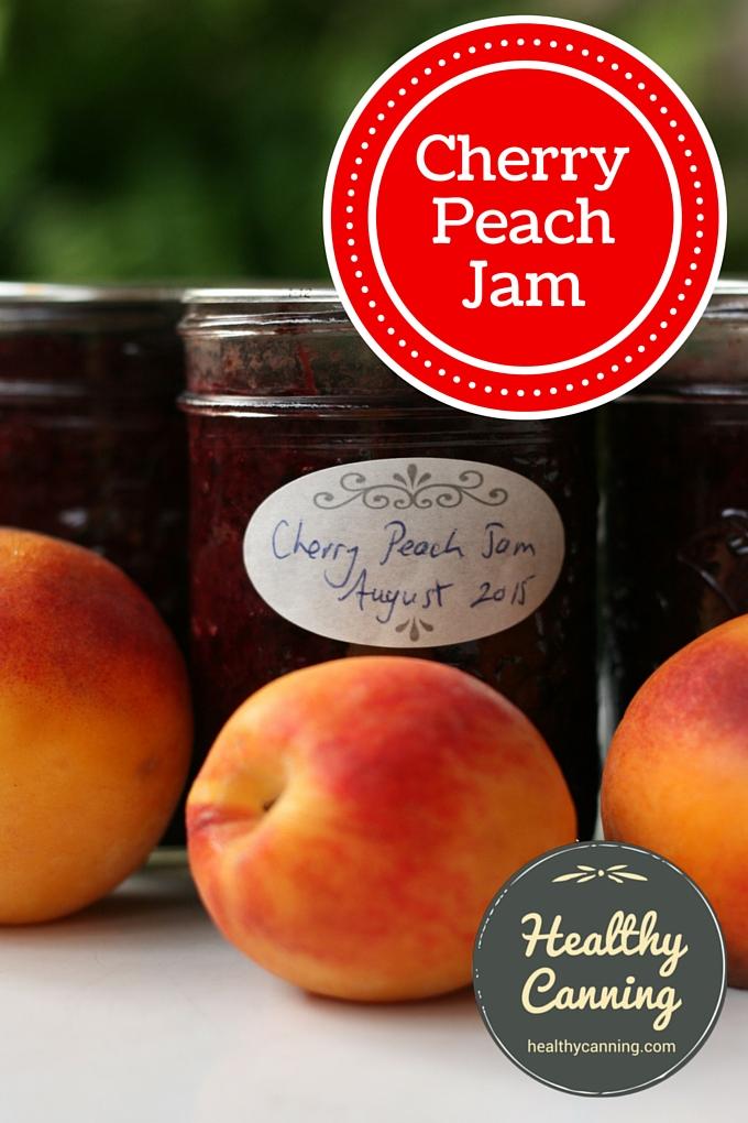 Cherry Peach Jam 02