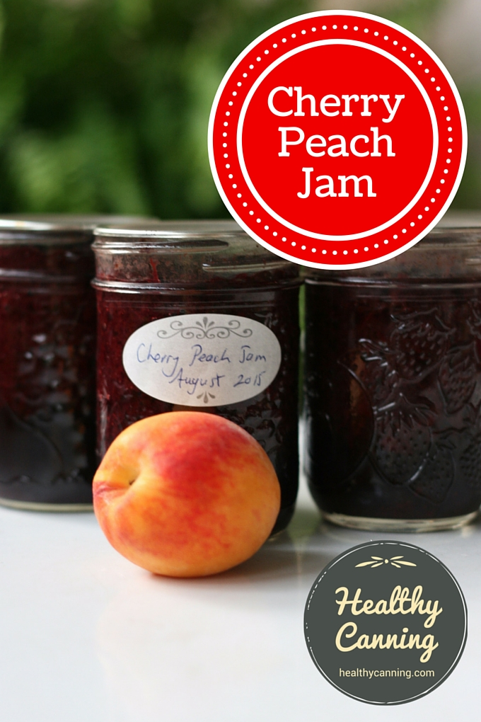 Cherry Peach Jam 03