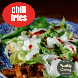 Chili fries