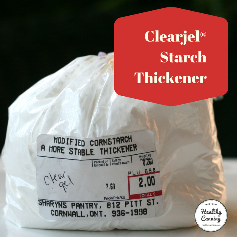 Clearjel Starch Thickener