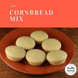 Cornbread dry mix