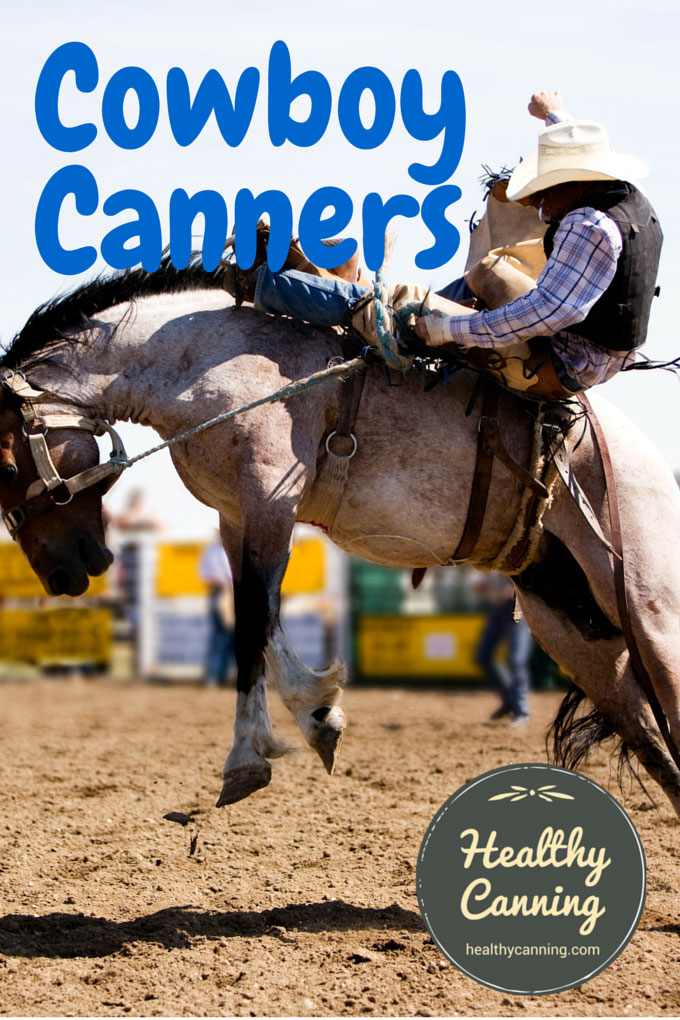 Cowboy canners