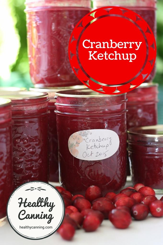 Cranberry Ketchup 01