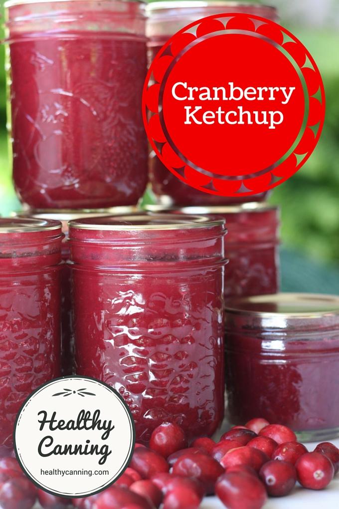 Cranberry Ketchup 02