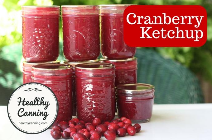 Cranberry Ketchup 04