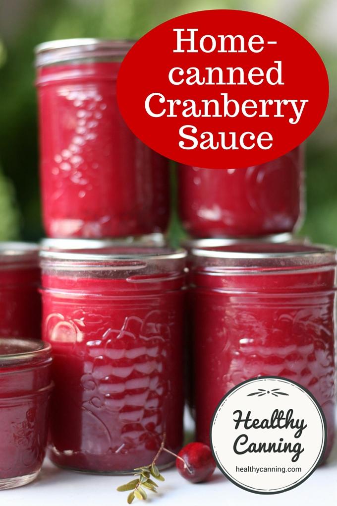 Cranberry Sauce 02