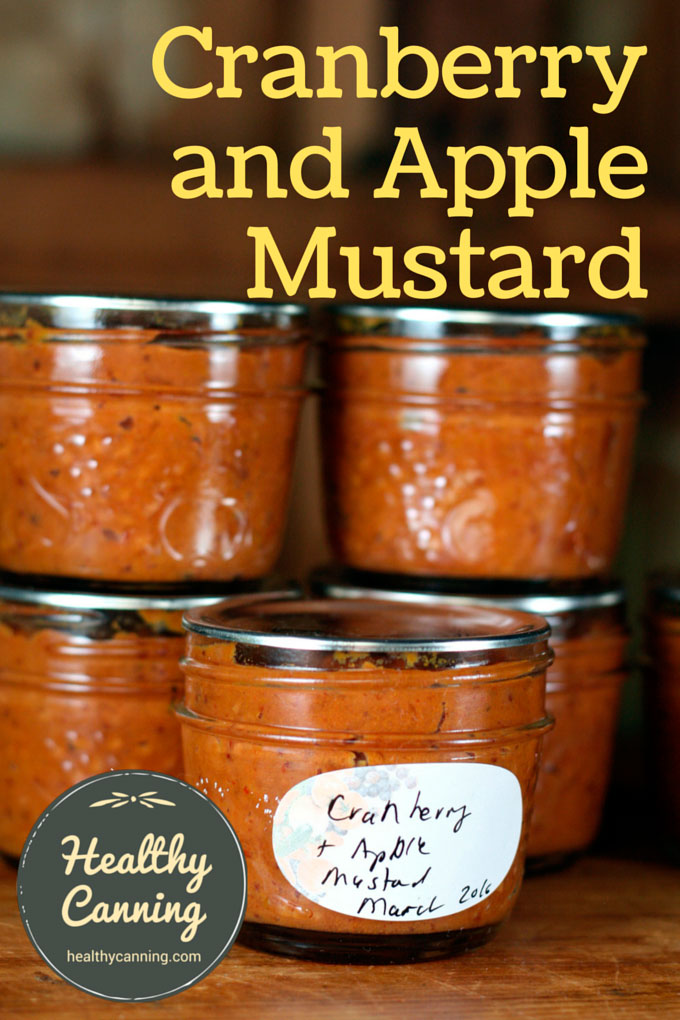 Cranberry-and-Apple-Mustard