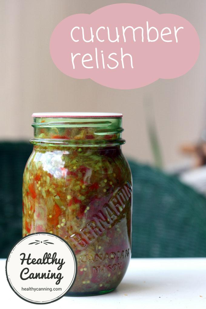 Cucumber relish 004