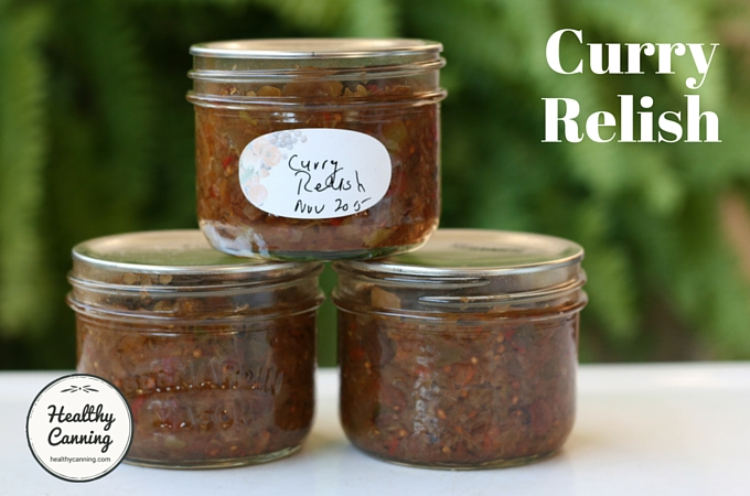 Curry Relish 1007