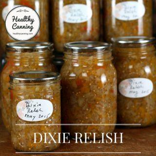 Dixie Relish