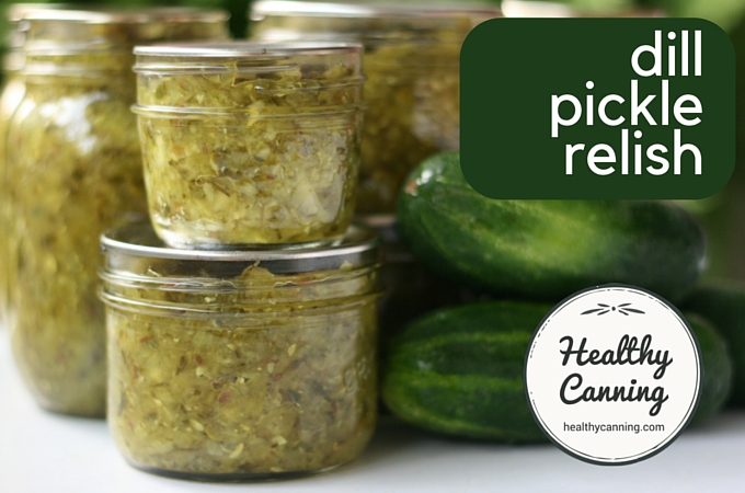 Dill Pickle Relish 2003