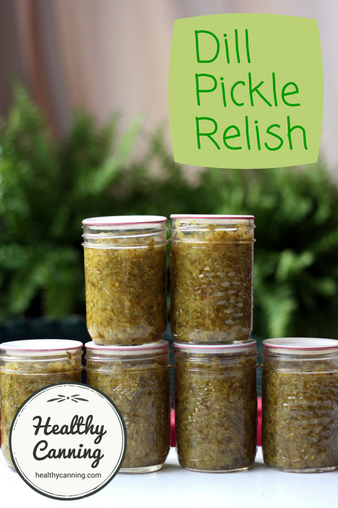 Dill pickle relish 001