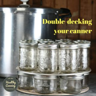 Double-decking