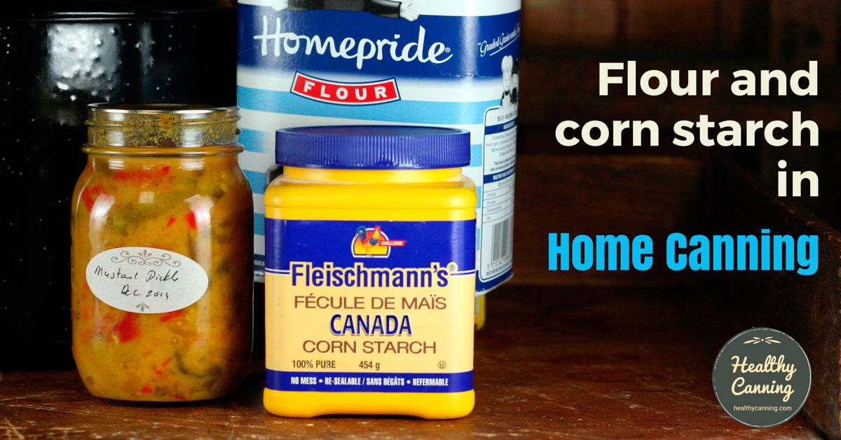 recipe: cornstarch or flour [25]
