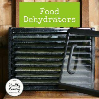 Food Dehydrators