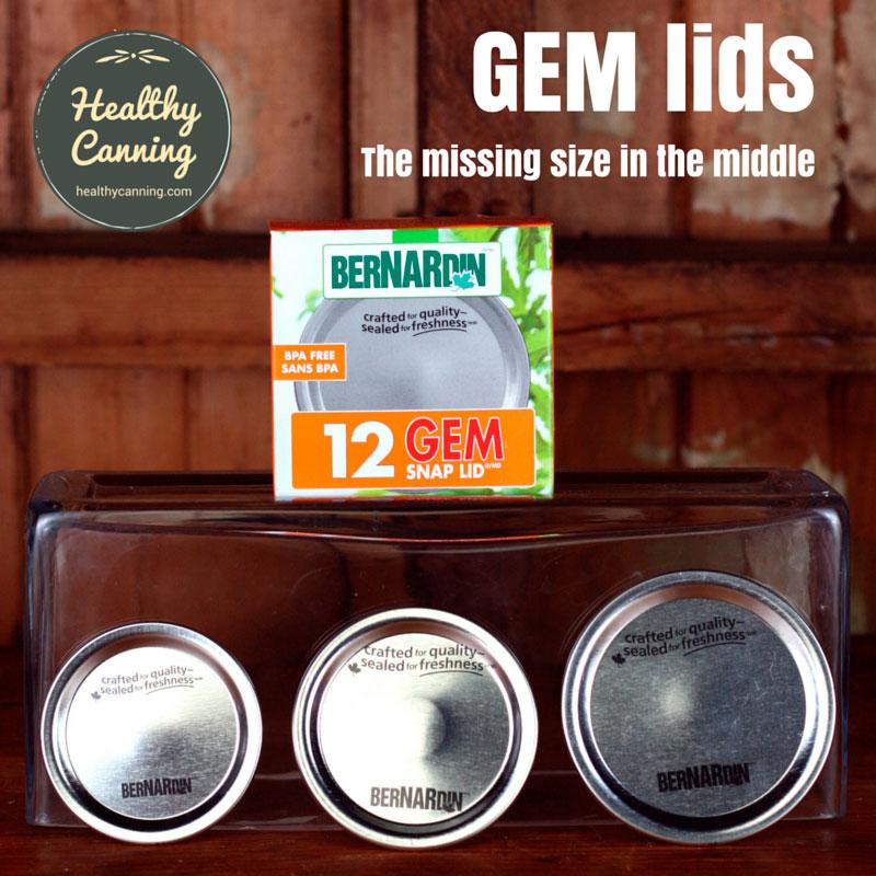 Gem Jars and Lids