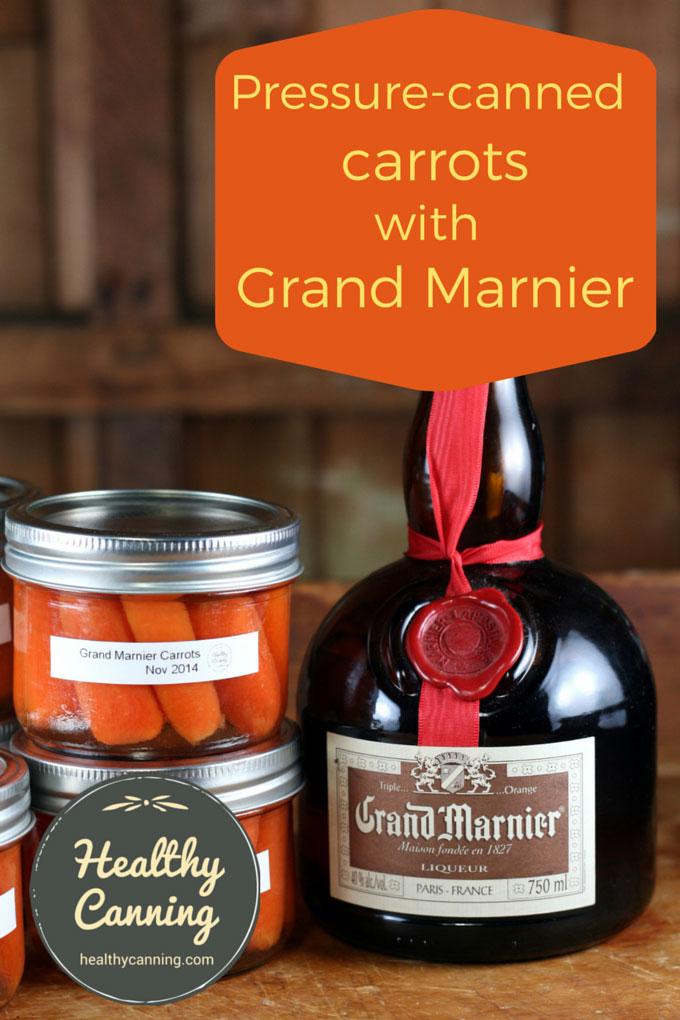 Grand marnier carrots 001