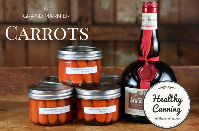 Grand marnier carrots 004